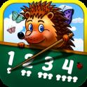 Математика для дошкольников - icon