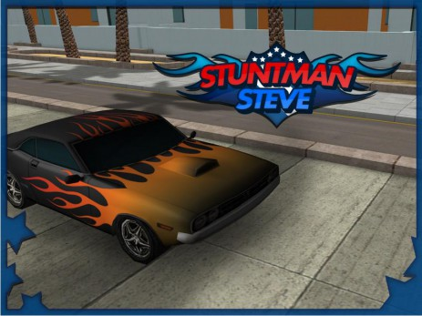 Stuntman Steve - Stunt Racer | Android