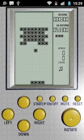 Скриншот Brick Game Simulator