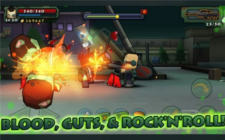 Call of Mini: Brawlers | Android