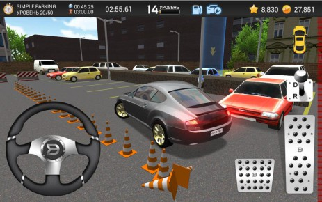 3d city driving games