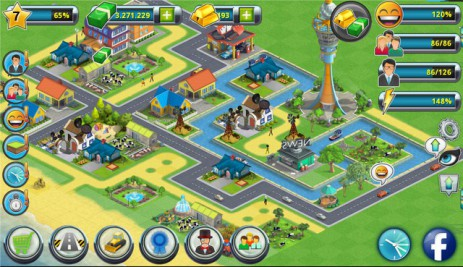 Скриншот City Island 2 – Building Story