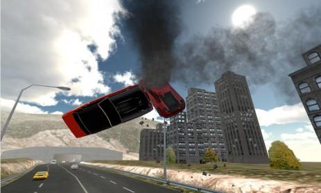 Скриншот Highway Racer - гоночная игра