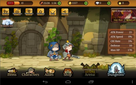 Knights N Squires | Android