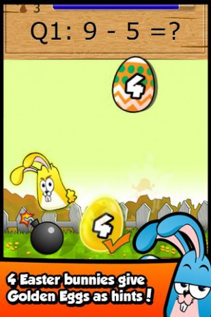 Learning Bunnies: Math | Android