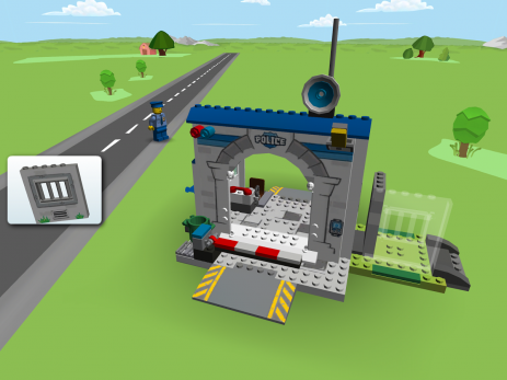 Скриншот LEGO® Juniors Quest
