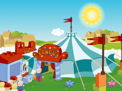 LEGO® DUPLO® Circus | Android