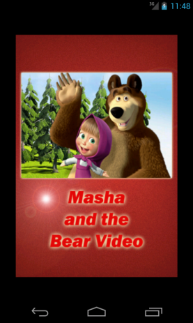 Скриншот Маша и медведь