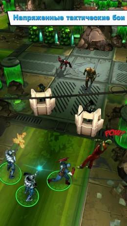 Первый Мститель. Другая война | Android