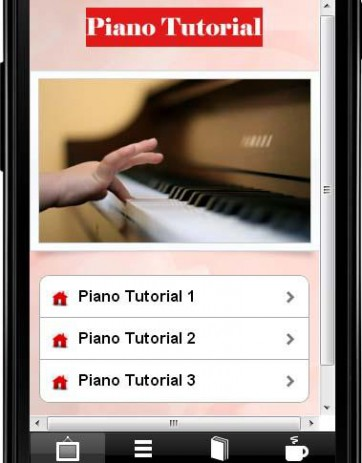 Piano Tutorial | Android