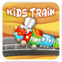 Счастливые поезда для детей - icon