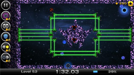 Space Xonix | Android