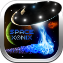 «Space Xonix» на Андроид