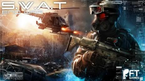 Скриншот SWAT:End War