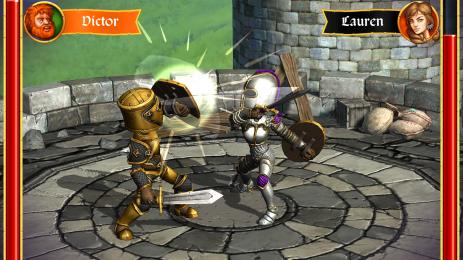 Скриншот Sword vs Sword