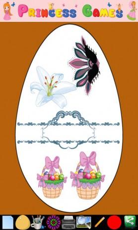 Украшаем пасхальные яйца | Android