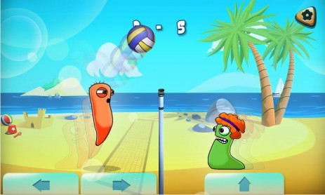 Volleyball Hangout - thumbnail