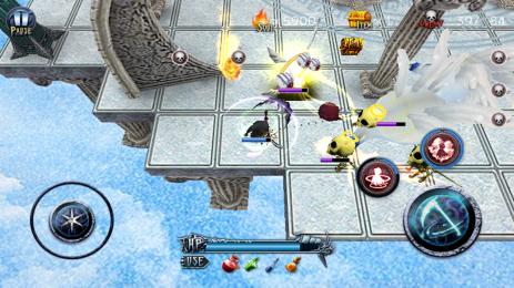 Скриншот Dark Reaper Shoots!