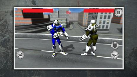 Война Роботов 3D | Android