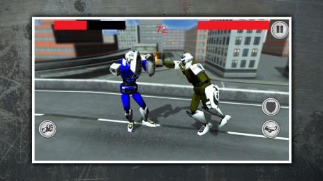 Скриншот Война Роботов 3D
