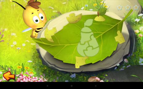 Пчела Майя - Цветочная вечеринка | Android