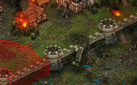 Скриншот Битва за Трон