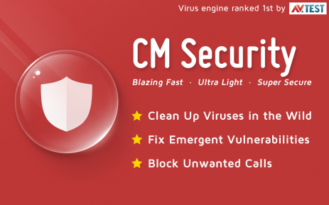Poster CM Security free