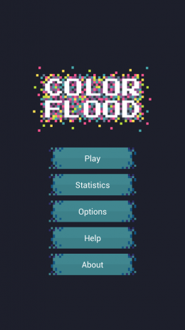 Скриншот Color Flood