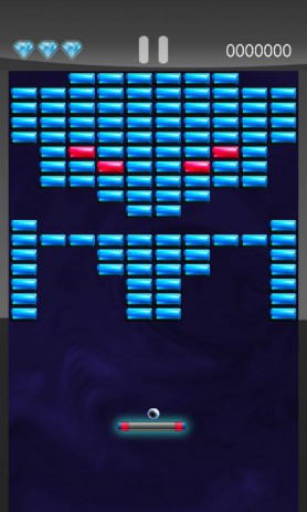 Cristal Smash (Arkanoid Clone) | Android