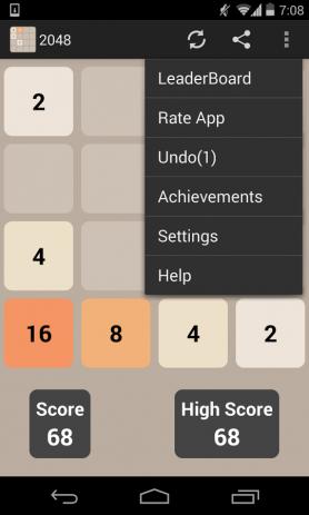 2048 - головоломка | Android