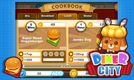 Diner City | Android