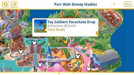 Скриншот Disneyland® Paris