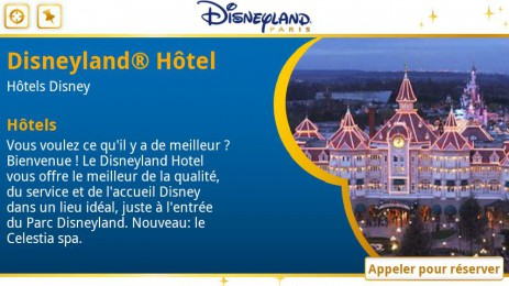 Скриншот Disneyland® Paris