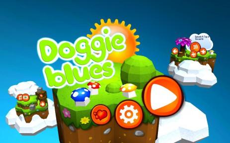 Скриншот Doggie Blues 3D
