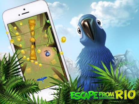 Escape From Rio - Blue Birds | Android