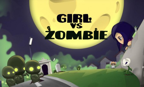 Girl vs Zombie - thumbnail