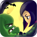 Girl vs Zombie - icon
