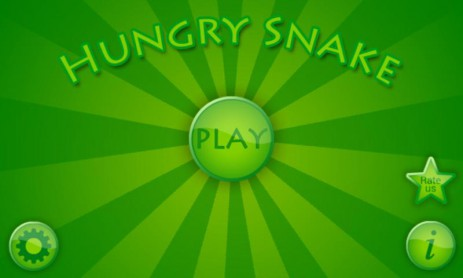 Poster Hungry Snake