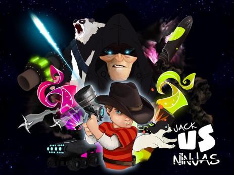 Jack Vs Ninjas - thumbnail