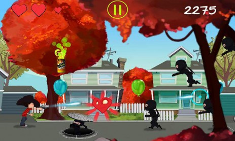 Jack Vs Ninjas | Android