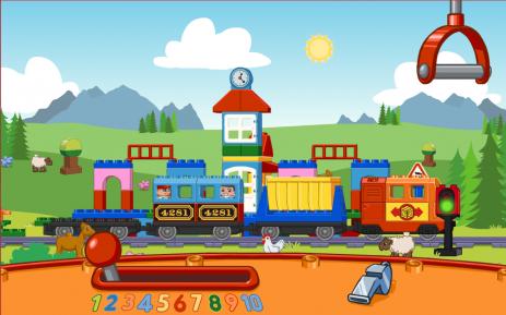 Скриншот LEGO® DUPLO® Train