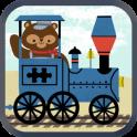 «Паровозики для детей: Пазлы» на Андроид