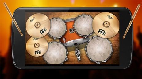 Скриншот Барабанная установка Бесплатно