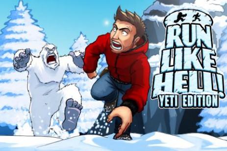 Скриншот Run Like Hell! YETI EDITION
