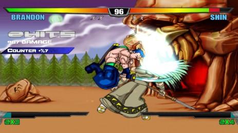 Скриншот Slashers: Intense 2D Fighting