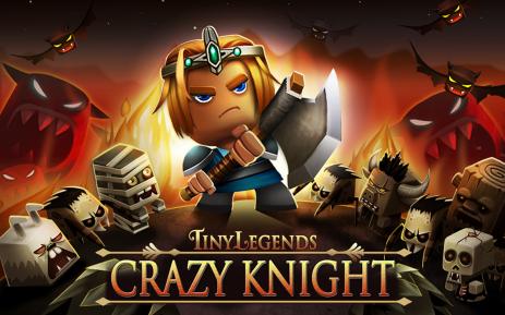 Скриншот TinyLegends – Crazy Knight