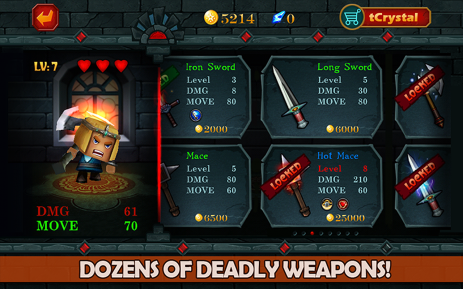 TinyLegends - Crazy Knight | Android