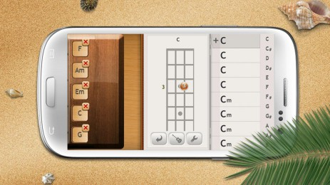 Скриншот Реальная укулеле (гавайская гитара)