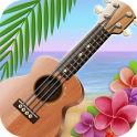 Real ukulele - icon