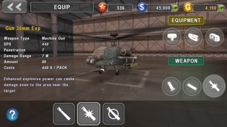 ВЕРТОЛЕТ БИТВА : 3D полет | Android